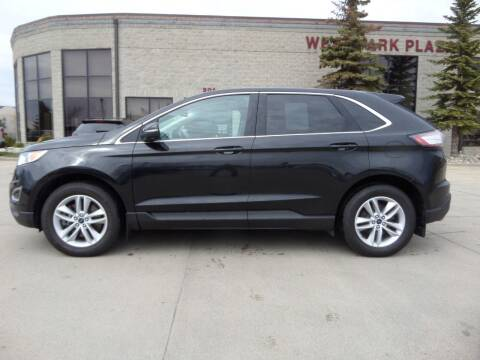 2015 Ford Edge for sale at Elite Motors in Fargo ND