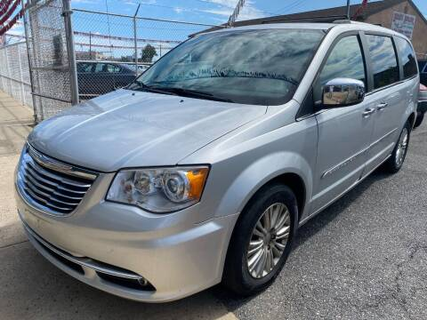 2012 Chrysler Town and Country for sale at The PA Kar Store Inc in Philadelphia PA