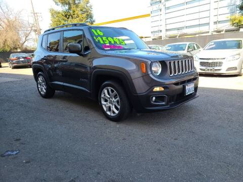 2016 Jeep Renegade for sale at AUTOMEX in Sacramento CA