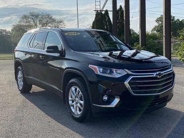 2018 Chevrolet Traverse for sale in Twin Lake, MI