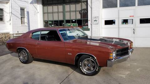 1971 Chevrolet Chevelle for sale at Carroll Street Auto in Manchester NH