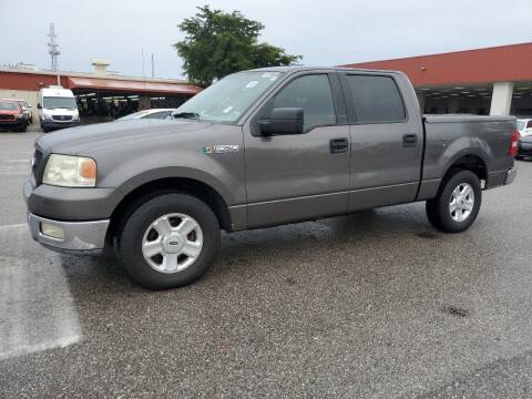 2004 Ford F-150 for sale at L G AUTO SALES in Boynton Beach FL
