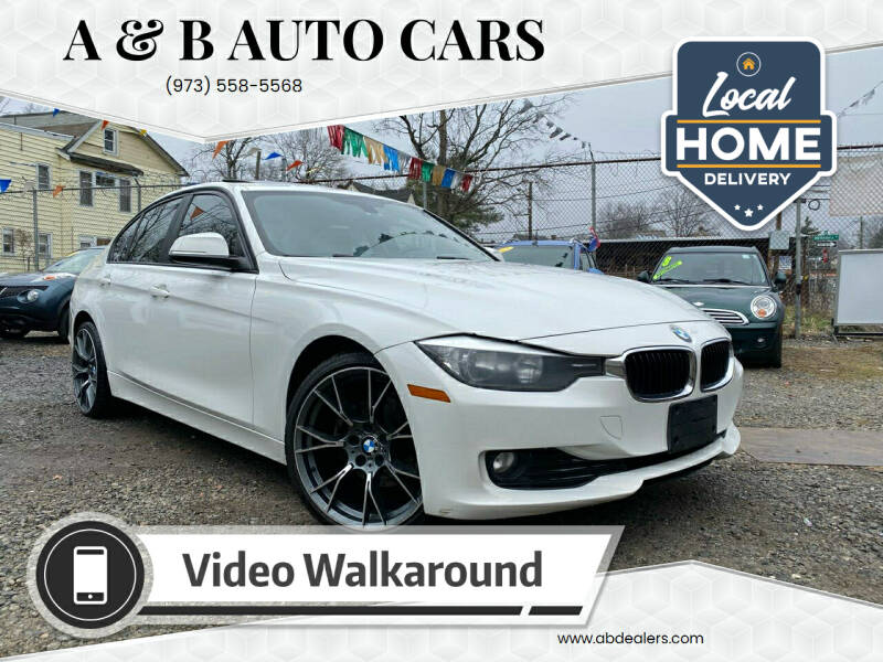 2013 BMW 3 Series for sale at A & B Auto Cars in Newark NJ