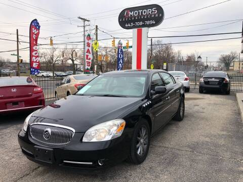 2007 Buick Lucerne for sale at i3Motors in Baltimore MD