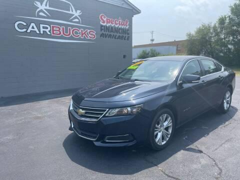 2014 Chevrolet Impala for sale at Carbucks in Hamilton OH