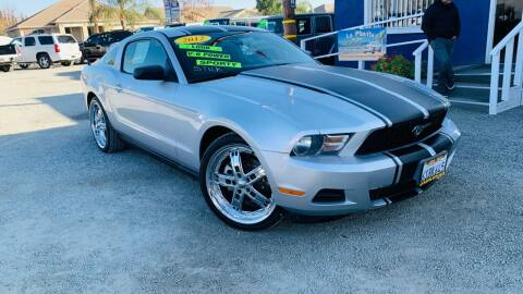 2012 Ford Mustang for sale at La Playita Auto Sales Tulare in Tulare CA