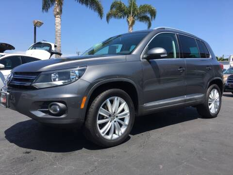 2013 Volkswagen Tiguan for sale at Auto Max of Ventura in Ventura CA