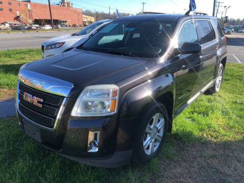 2015 GMC Terrain for sale at Car Guys in Lenoir NC
