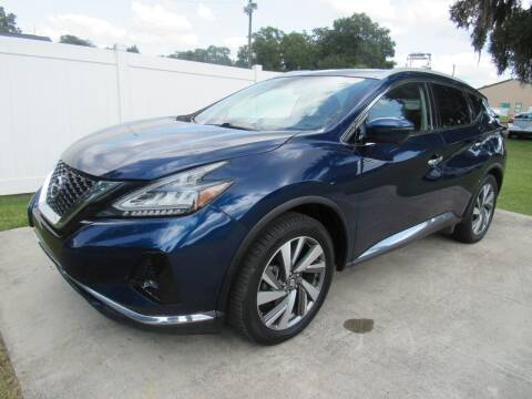2019 Nissan Murano for sale at D & R Auto Brokers in Ridgeland SC