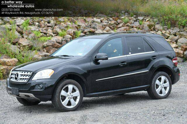 2011 Mercedes-Benz M-Class for sale in Naugatuck, CT