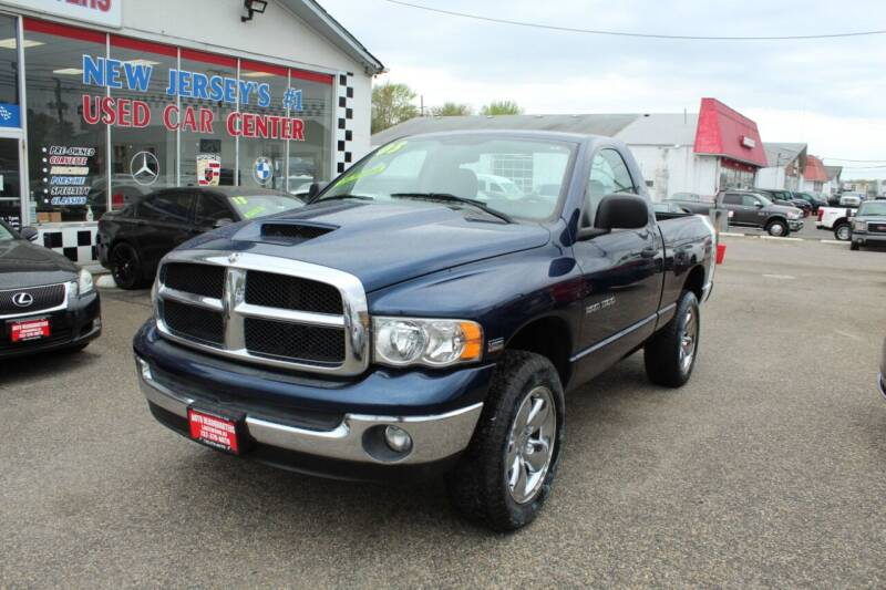 2003 Dodge Ram Pickup 1500 for sale at Auto Headquarters in Lakewood NJ