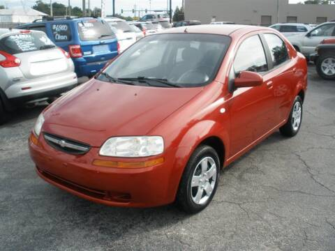 2006 Chevrolet Aveo for sale at Priceline Automotive in Tampa FL