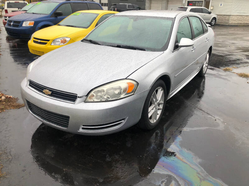 2013 Chevrolet Impala for sale at D and D All American Financing in Warren MI