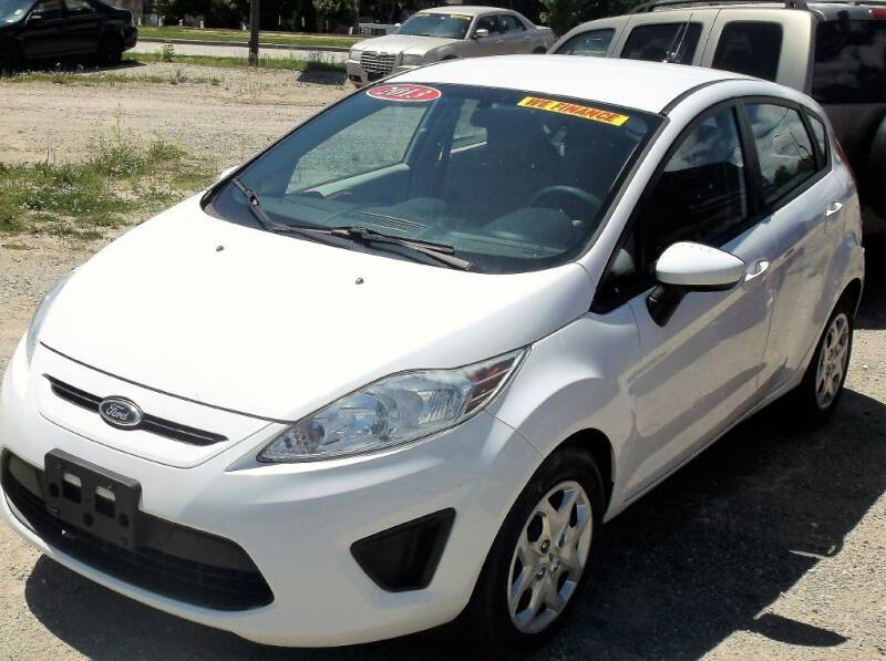 2014 Ford Fiesta for sale at We Finance Inc in Green Bay WI