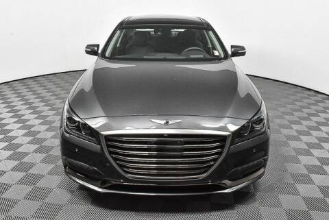 2020 Genesis G80 for sale at Southern Auto Solutions - Georgia Car Finder - Southern Auto Solutions-Jim Ellis Hyundai in Marietta GA