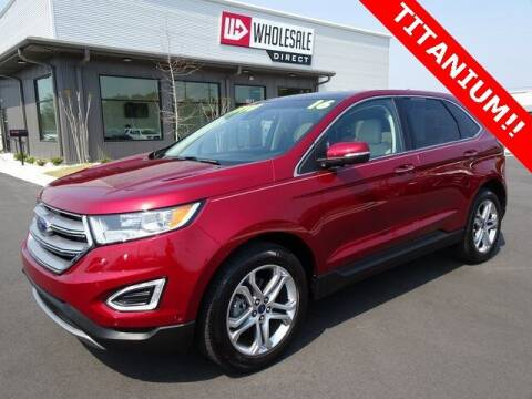 2016 Ford Edge for sale at Wholesale Direct in Wilmington NC