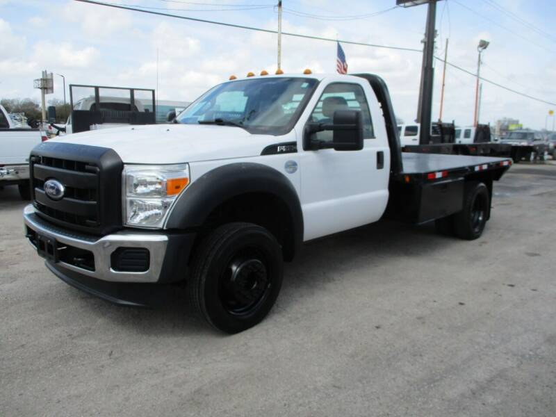 2012 Ford F-550 for sale at Pasadena Auto Planet - 9172 North Freeway in Houston TX