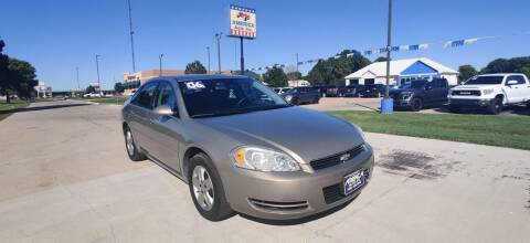 2006 Chevrolet Impala for sale at America Auto Inc in South Sioux City NE