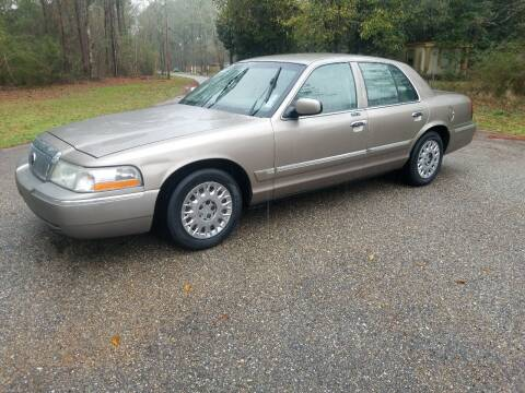 2004 Mercury Grand Marquis for sale at J & J Auto Brokers in Slidell LA