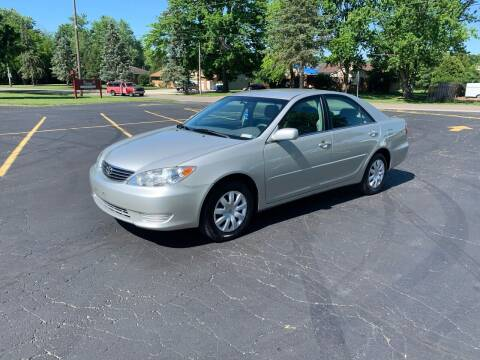 2005 Toyota Camry for sale at Dittmar Auto Dealer LLC in Dayton OH