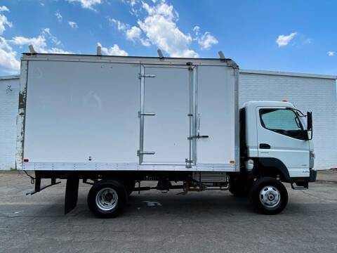 2014 Mitsubishi Fuso FGB72S for sale at Smart Chevrolet in Madison NC
