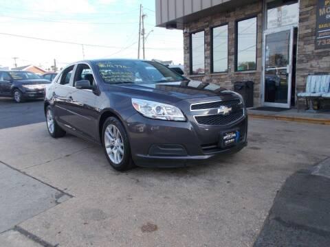 2013 Chevrolet Malibu for sale at Preferred Motor Cars of New Jersey in Keyport NJ