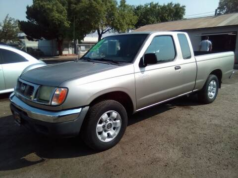2000 Nissan Frontier for sale at Larry's Auto Sales Inc. in Fresno CA