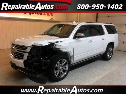 2016 Chevrolet Suburban for sale at Ken's Auto in Strasburg ND