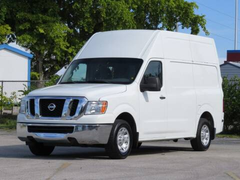 2013 Nissan NV Cargo for sale at DK Auto Sales in Hollywood FL