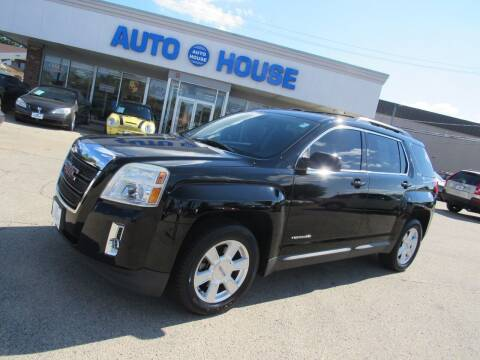 2012 GMC Terrain for sale at Auto House Motors in Downers Grove IL