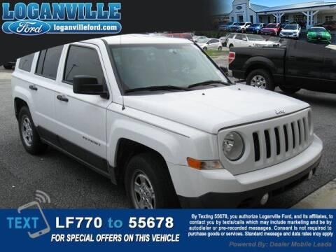 2016 Jeep Patriot for sale at Loganville Quick Lane and Tire Center in Loganville GA