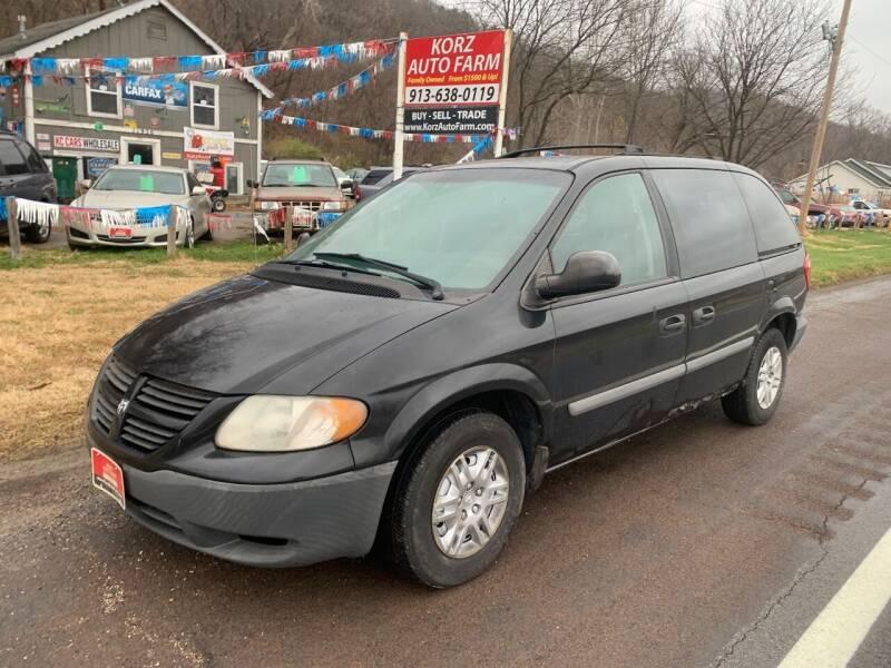 2007 Dodge Caravan for sale in Kansas City, KS