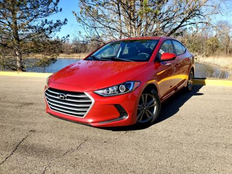 2018 Hyundai Elantra for sale at Excalibur Auto Sales in Palatine IL