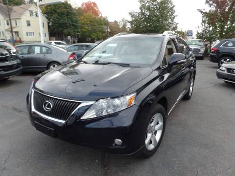 2010 Lexus RX 350 for sale at CAR CORNER RETAIL SALES in Manchester CT