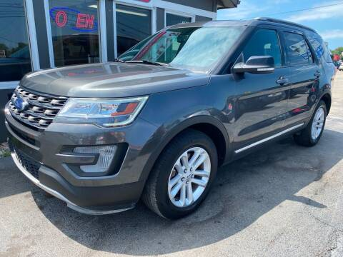 2017 Ford Explorer for sale at Martins Auto Sales in Shelbyville KY