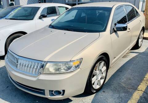 2008 Lincoln MKZ for sale at RD Motors, Inc in Charlotte NC