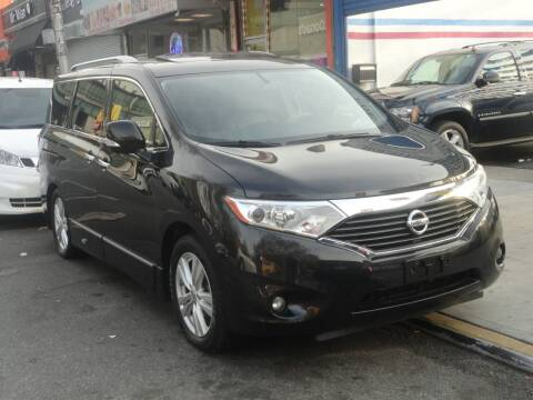 2012 Nissan Quest for sale at MOUNT EDEN MOTORS INC in Bronx NY