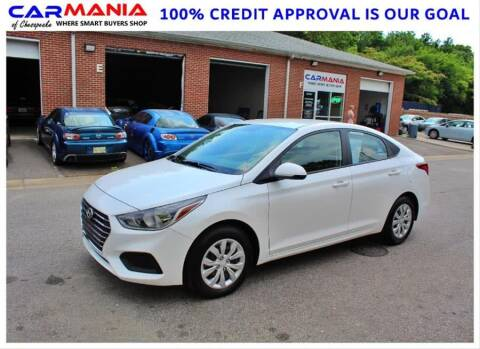 2019 Hyundai Accent for sale at CARMANIA LLC in Chesapeake VA