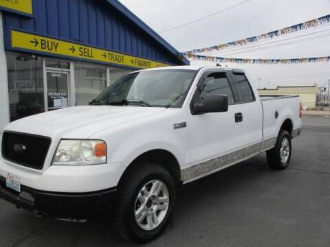 2006 Ford F-150 for sale at Affordable Auto Rental & Sales in Spokane Valley WA