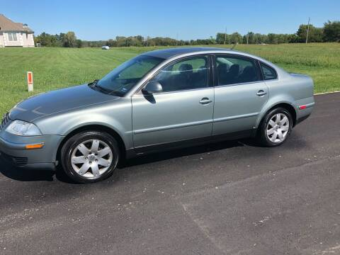 2005 Volkswagen Passat for sale at Nice Cars in Pleasant Hill MO