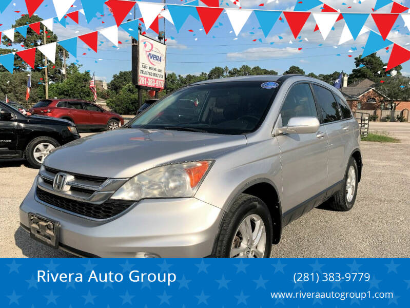 2010 Honda CR-V for sale at Rivera Auto Group in Spring TX
