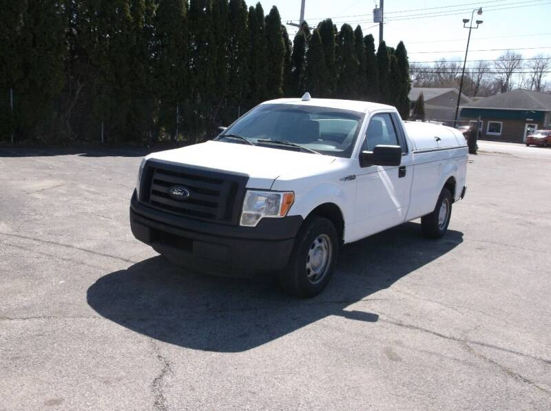 2011 Ford F-150 for sale at M & N CARRAL in Osceola IN