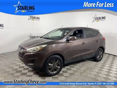 2014 Hyundai Tucson for sale at Pedro @ Starling Chevrolet in Orlando FL