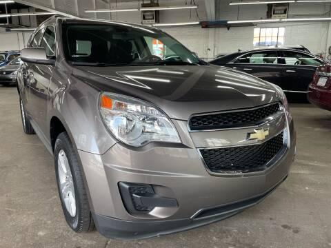 2010 Chevrolet Equinox for sale at John Warne Motors in Canonsburg PA
