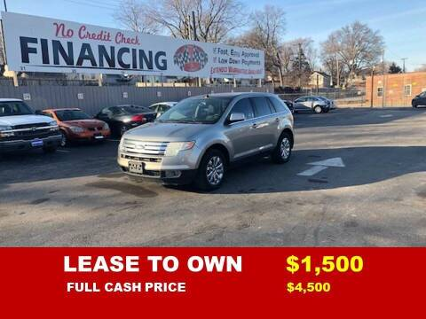 2008 Ford Edge for sale at Auto Mart USA -Lease To Own in Kansas City MO