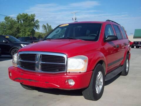 2006 Dodge Durango for sale at Nemaha Valley Motors in Seneca KS