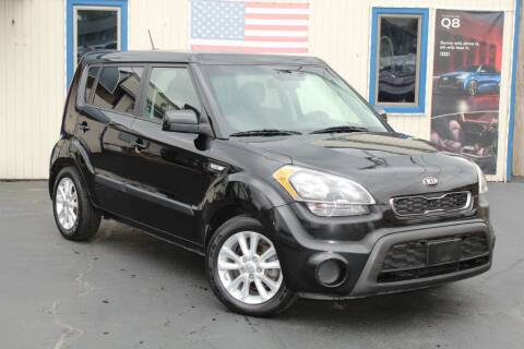 2013 Kia Soul for sale at Dynamics Auto Sale in Highland IN