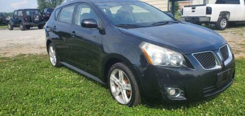 2009 Pontiac Vibe for sale at Sinclair Auto Inc. in Pendleton IN
