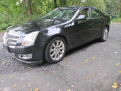 2009 Cadillac CTS for sale at Peekskill Auto Sales Inc in Peekskill NY