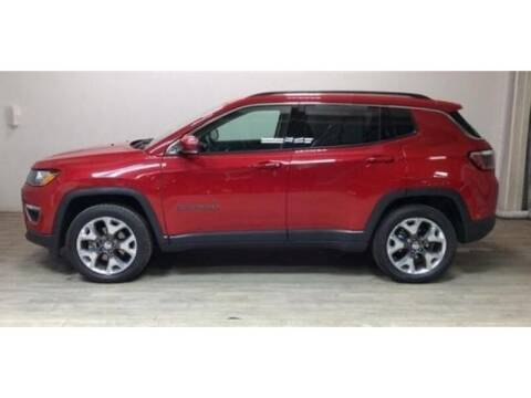 2019 Jeep Compass for sale at FAST LANE AUTOS in Spearfish SD